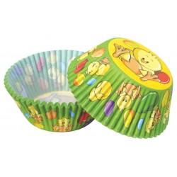 Cukrárske košíčky na muffiny 142