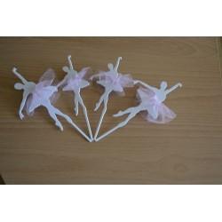 Dekorácia baletka 15cm