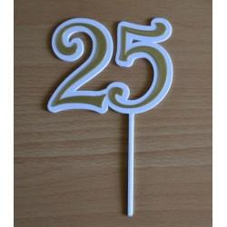 Zápich číslo 25