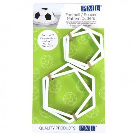 Vykrajovačka na futbalovú loptu