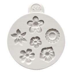 Silik. forma kvety KS