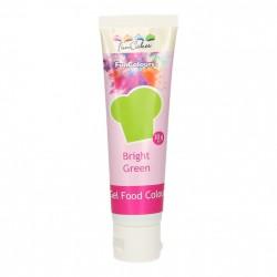 Farba gelová FunCakes bledo zelená