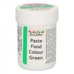 Farba gelová FunCakes zelená