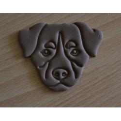 Vykrajovačka pl. hlava psa