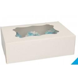 Krabička na cupcake FC