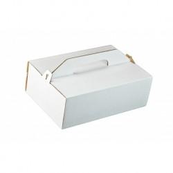 Krabička na zákusky malá s uškom