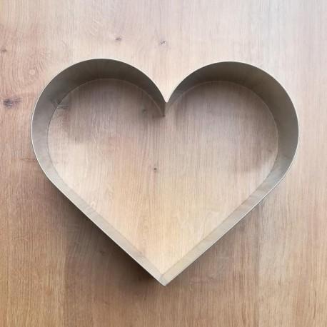 Forma srdce ráfik 20cm