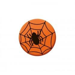 Čoko dekorácia pavúk