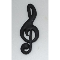 Vykrajovačka pl. husľový kľúč