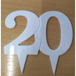 Narodeninové číslo 20