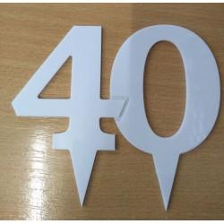 Narodeninové číslo 40