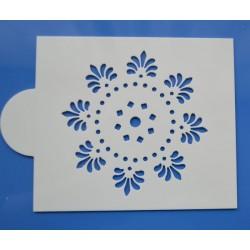 Stencil kvet III.