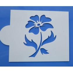 Stencil kvet 6