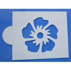 Stencil kvet 3