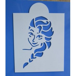 Stencil Elsa