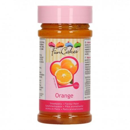 Ochucovacia pasta pomaranč