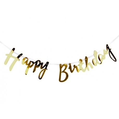 Girlanda Happy birthday Z