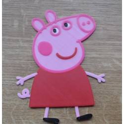 Zápich Peppa Pig