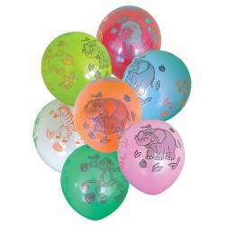 Balóny safari