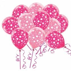 Balóny hviezdičky