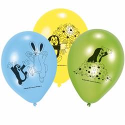 Párty balóny krtko