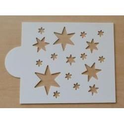 Stencil hviezdy