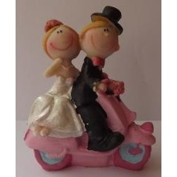 Figúrka svadobná 36598