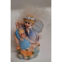 Anjel s dieťaťom