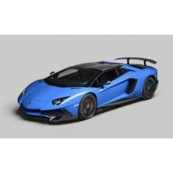 Vafla auto športové modré