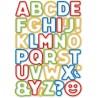Vykrajovače abeceda