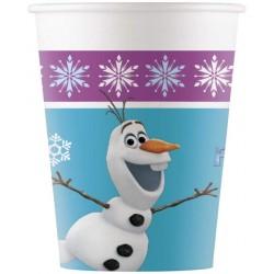 Párty poháre Frozen