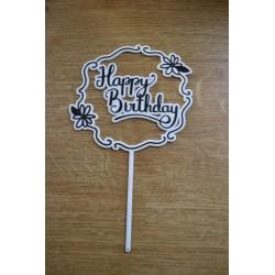 Zápich Happy Birthday II.