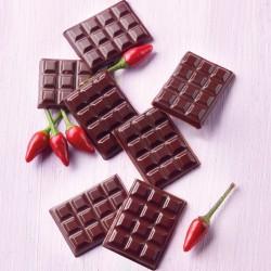 Silikónová forma na čokoládu mini