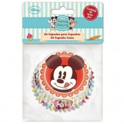 Cukrárske košíčky Mickey Mouse