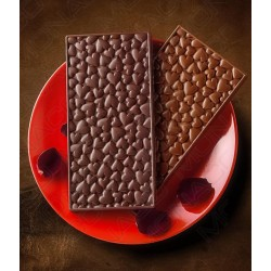 Silikónová forma na čokoládu love