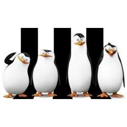 Vafla tučniaky pásikaví