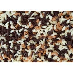 Čokoládové hobliny mix