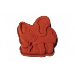 Silikónová forma sloník dopredaj