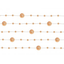 Girlanda oranžová