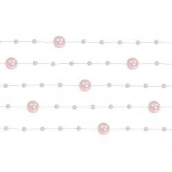 Girlanda ružová
