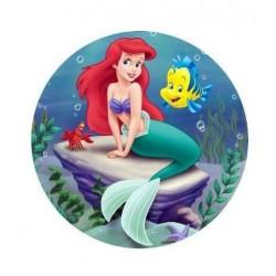 Jedlý obrázok Ariela