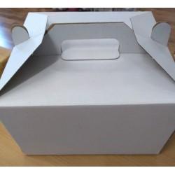 Krabica tortová 26cm