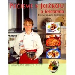 Kniha Pečieme s Jožkou a Tescomou