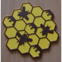 Dekorácia pre včelára