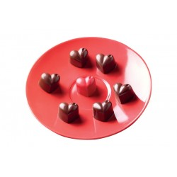 Silikónová forma na čokoládu Monamour
