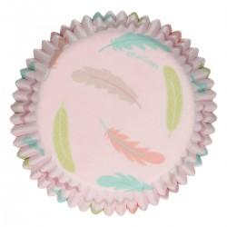 Cukrárske košíčky pierka