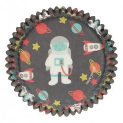 Cukrárske košíčky vesmír