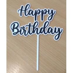 Zápich Happy Birthday III.