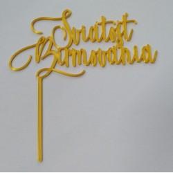 Zápich Sviatosť Birmovania I.
