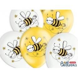 Balón včielka